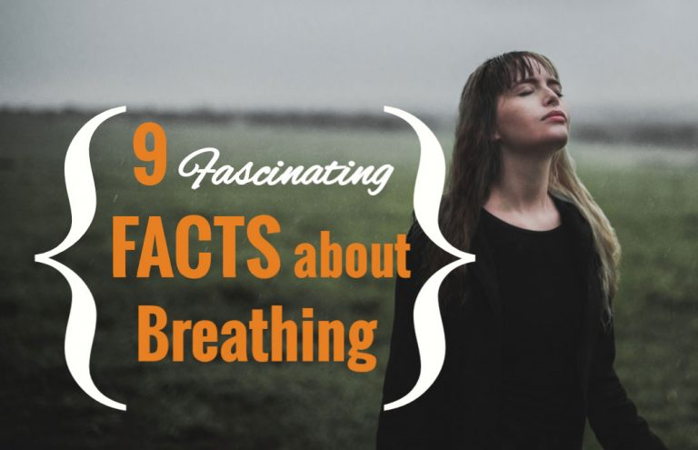 Facts About Breathing