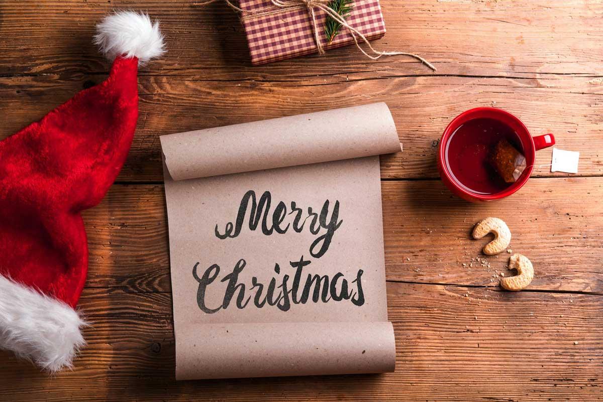 Calm christmas wishlist