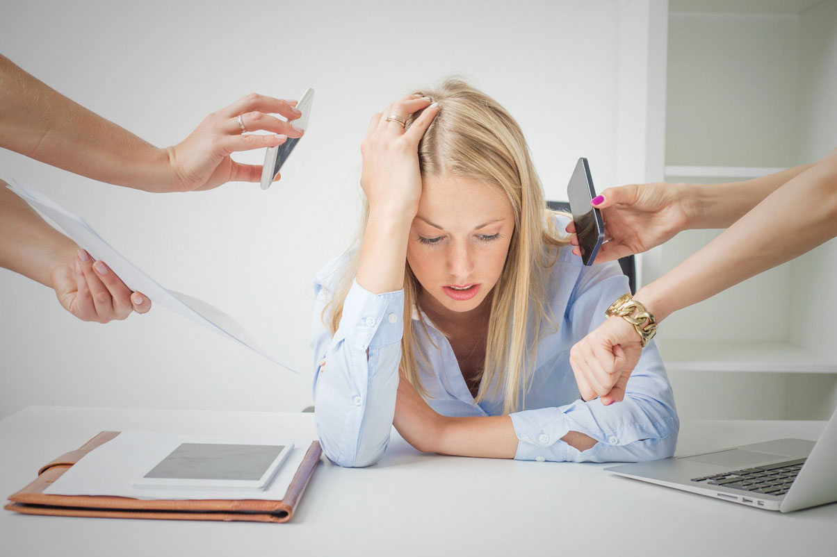 6 Ways To Embrace Stress