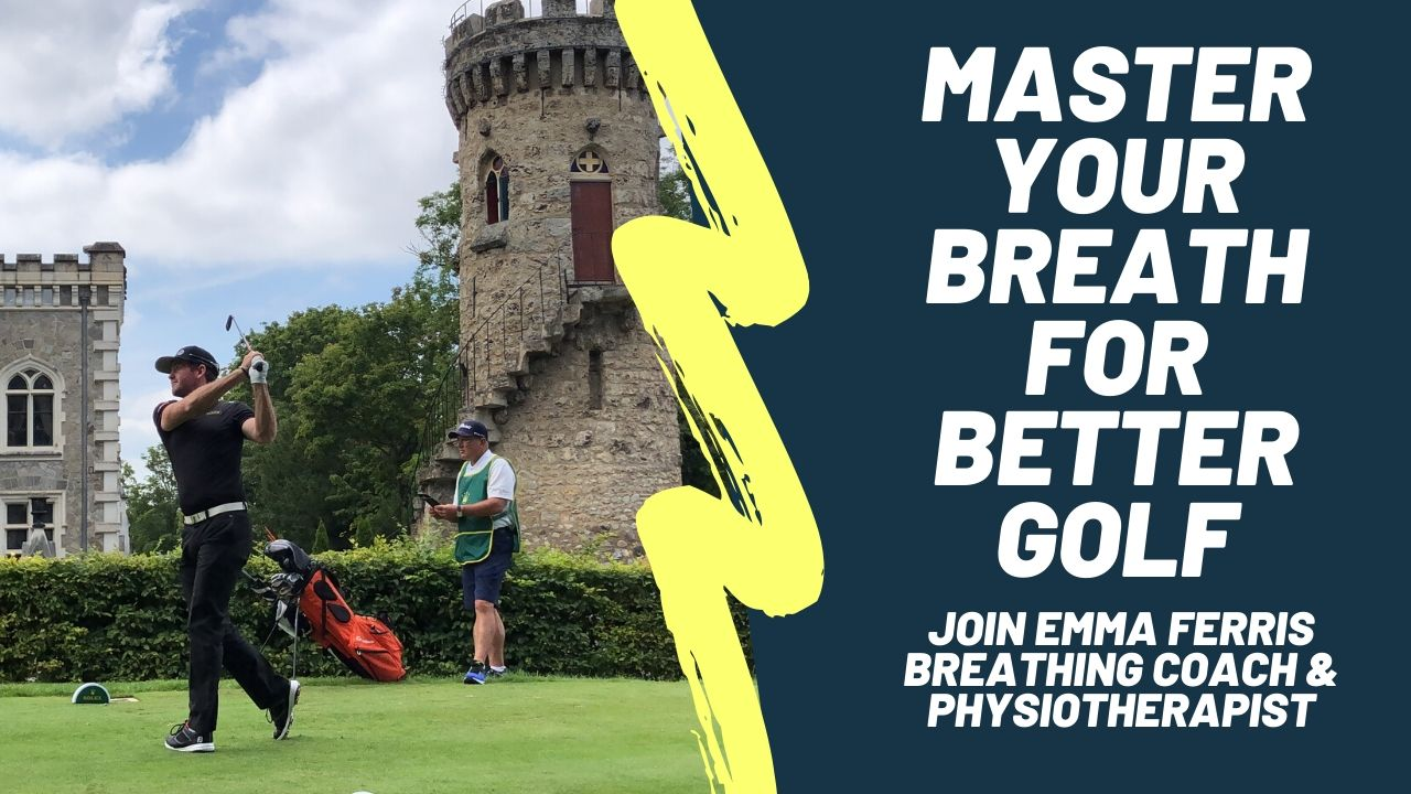 Breathing Techniques to Improve Your Golf