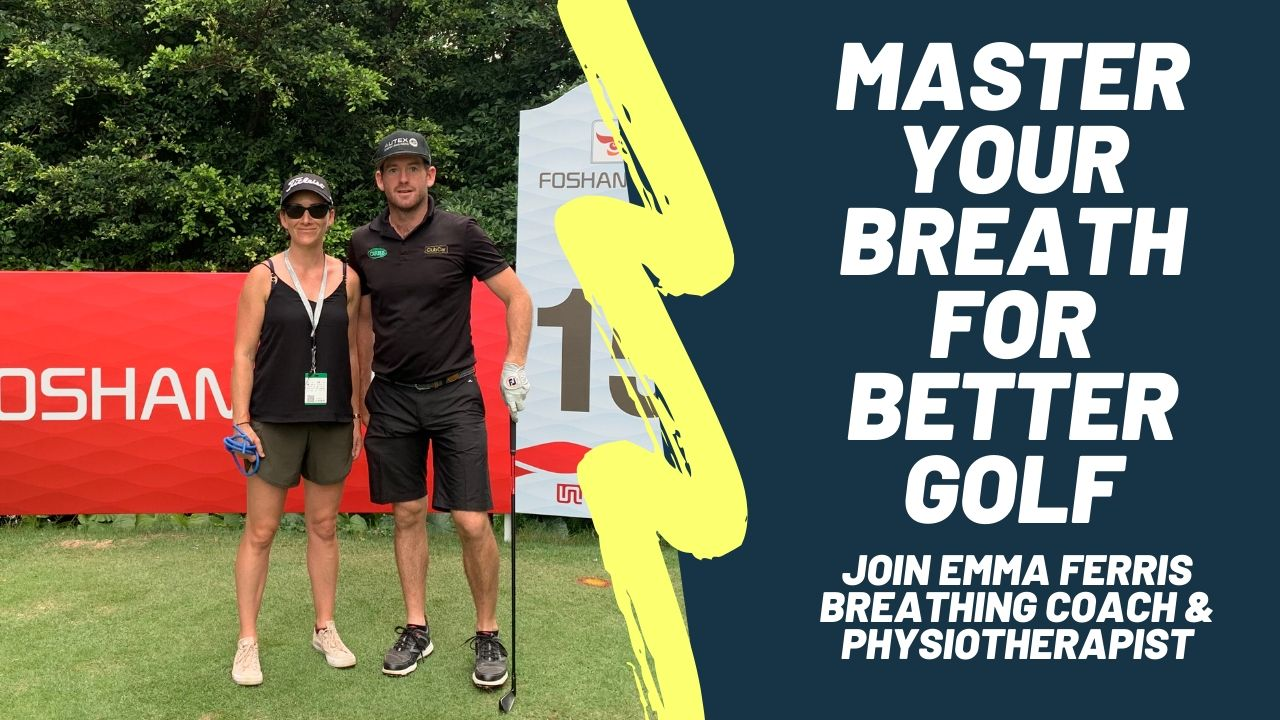 Breathing, Mindfulness and Golf