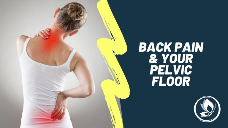 pelvic floor and back pain