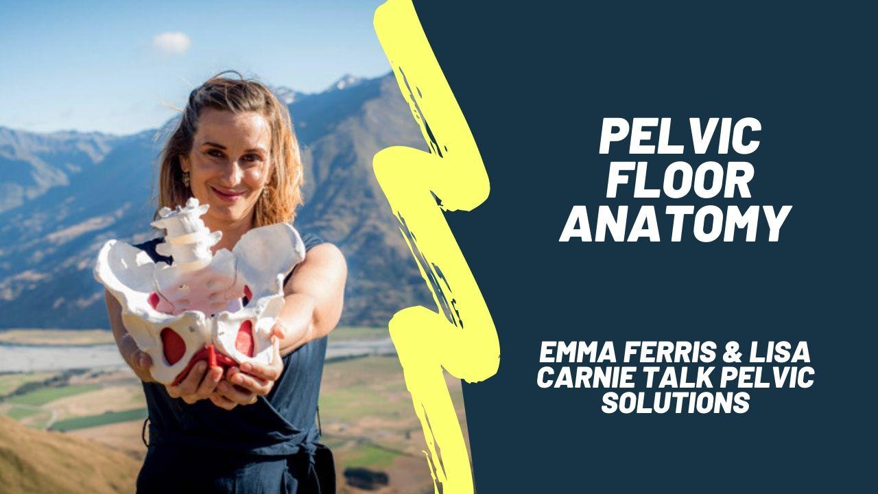 Pelvic Floor Anatomy & Dysfunction: Pelvic Floor Muscles & The Diaphragm