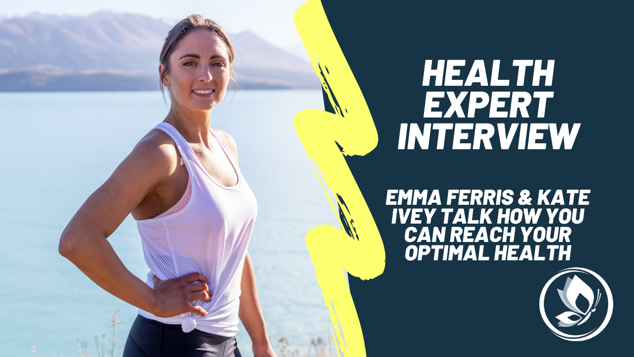 Health Expert Interview: Kate Ivey