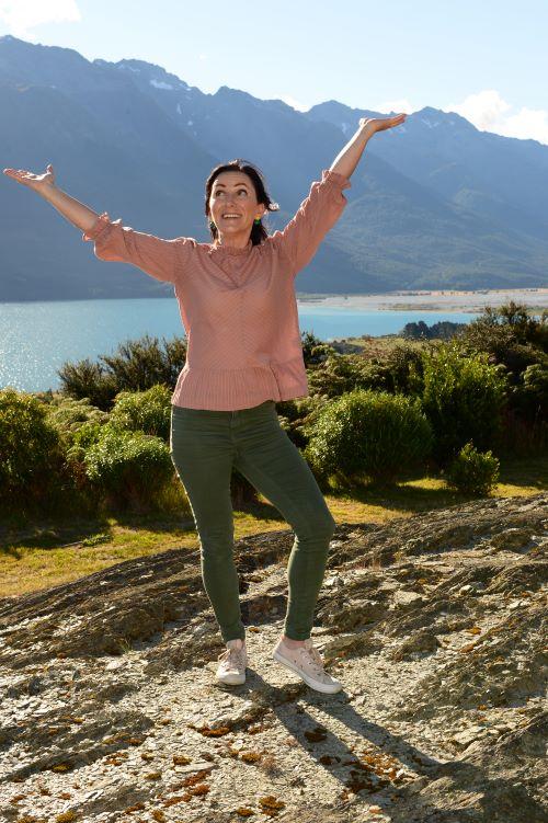 Emma Ferris breathing coach in Glenorchy, New Zealand