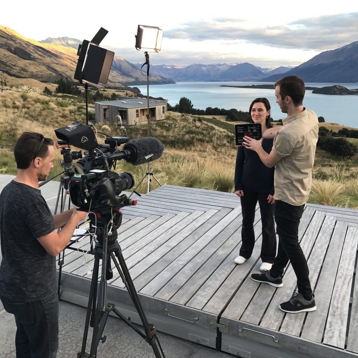 Emma_Ferris_outside_at_Aroha_filming_recap_with_Josh_Wallace_and_Jonny_James_from_Storyworks_889b8bba-19b0-4033-ad7f-27653b42bbd1